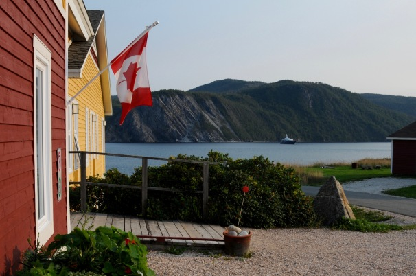 Needles Harbour Inn
