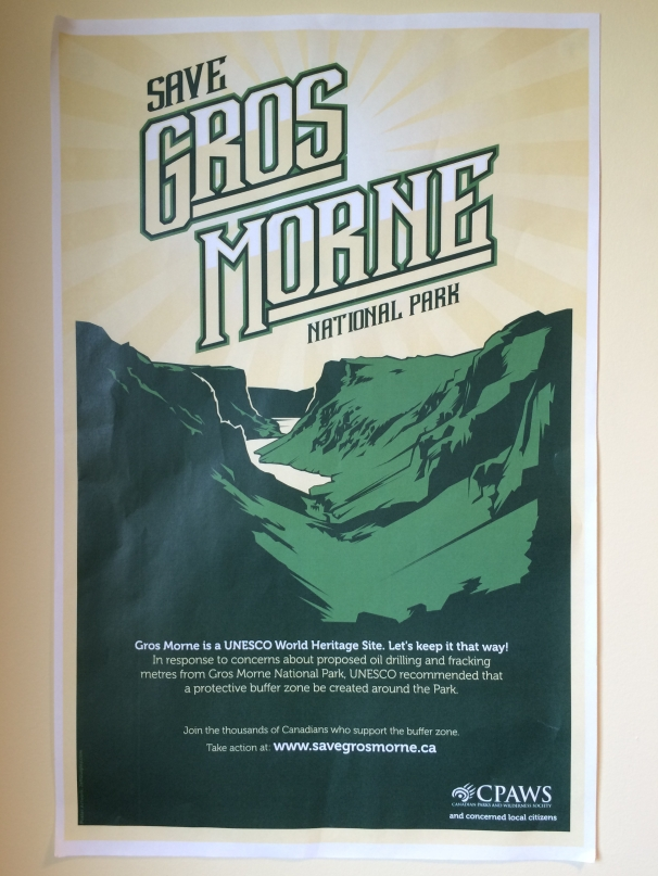 Gros Morne - Needs some help!